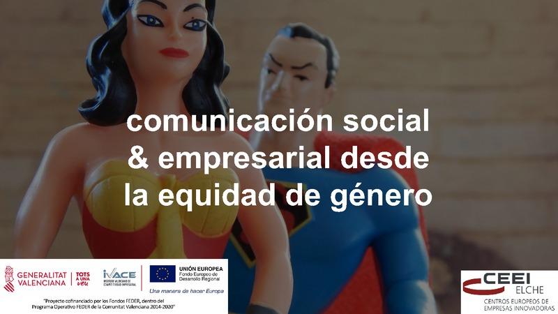 Comunicación social & empresarial desde la equidad de género