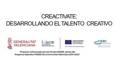 Creactivate: desarrollando el talento creativo
