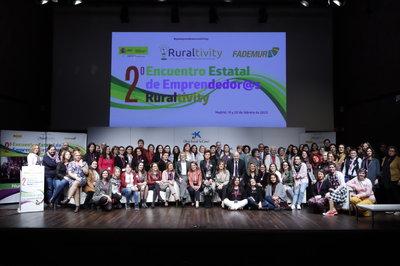 II Encuentro Mujeres Emprendedor@s Rurales