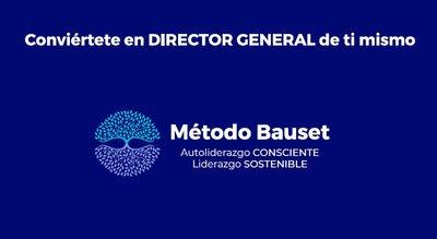 Ponencia: Conviértete en el Director General de ti mismo