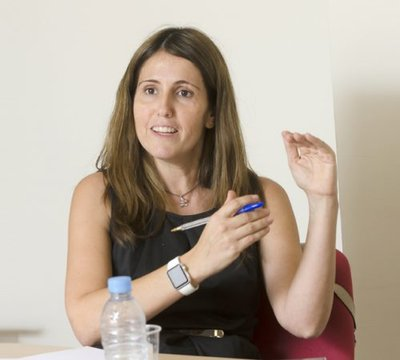 Ángela Pérez, CEO de Imegen