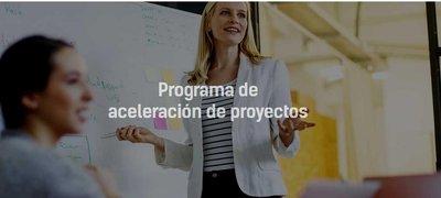 Programa aceleración de proyectos ESIC