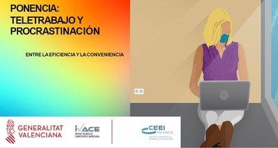 Ponencia: Teletrabajo y procrastinación: entre la eficiencia y la conveniencia
