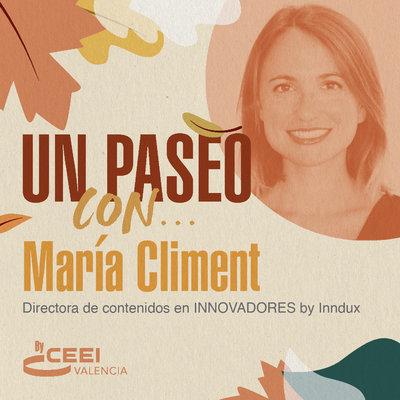 Un paseo con María Climent