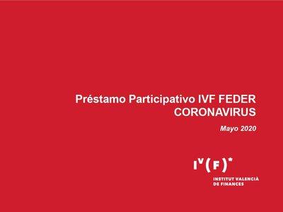 IVF Préstamos coronavirus 2020