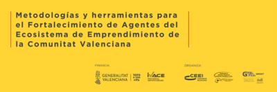 IVACE y CEEI Valencia presentan el Programa de Fortalecimiento de Agentes reorientado por Covid19