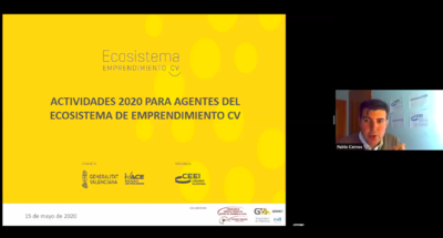 Pablo Ceinos | Responsable Área Comunicación y Formación CEEI