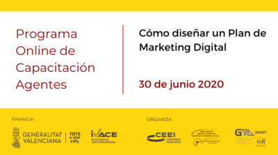 Cómo diseñar un Plan de Marketing Digital