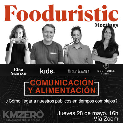 Fooduristic Meetings Comunicación