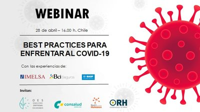 Webinar: Best Practices para enfrentar el COVID-19
