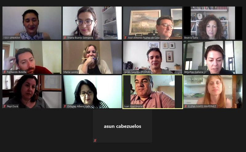 El Comité Organizativo del Focus Pyme Marina Baixa se reúne para comenzar con la organización del evento