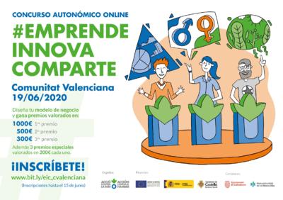 Emprende, Innova, Comparte - Com. Valenciana