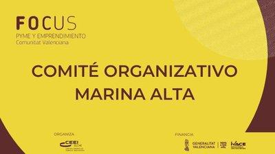 Comité Organizativo Focus Pyme y Emprendimiento Marina Alta 2020