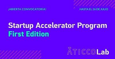 AticcoLab - Convocatoria Programa de Aceleración