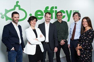 Efficy lanza un fondo de un millón de euros para instalar CRMs en las empresas españolas