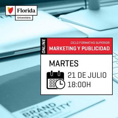 Webinar Ciclo Formativo de Marketing y Publicidad Online