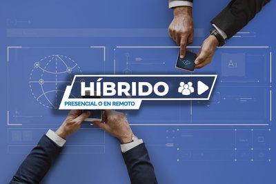 Mejora de procesos en un entorno digital. Formato híbrido
