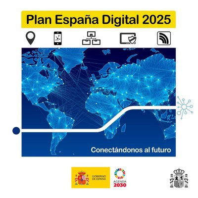 Plan de España Digital 2025