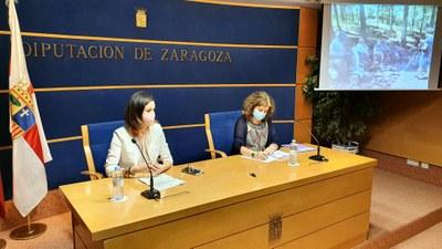 La DPZ y la Universidad de Zaragoza lanzan la III Edición de su 'ERASMUS RURAL'
