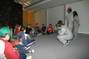 Sesión de aprendizaje experiencial en el DPECV 2007 (8_GFOTO_261)