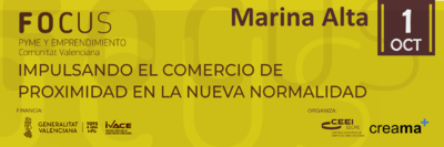 Focus PYME y Emprendimiento Marina Alta2020