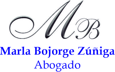 MB Marla Bojorge Zúñiga Abogado marca registrada OEPM.