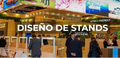 diseño stands