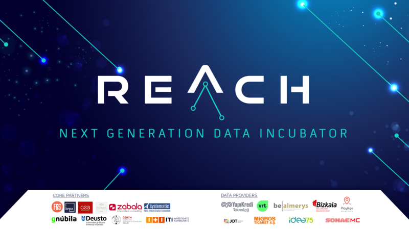 Reach Data Incubator Play&go