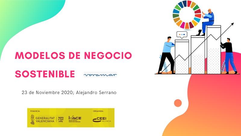 Presentación de Alejandro Serrano en el Foro Modelos de negocio sostenible: una apuesta necesaria en la nueva era