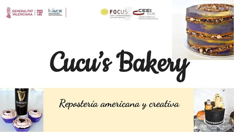 Cucu's Bakery - Repostería americacana y creativa