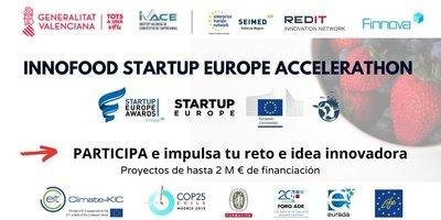 Innofood Startup Europe Accelerathon