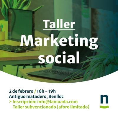 Taller Marketing Social