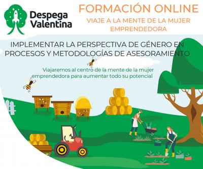 Formación Online: Implementar la Perspectiva de Género en Procesos y Metodologías de Asesoramiento