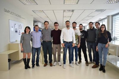 Equipo Simplicity works