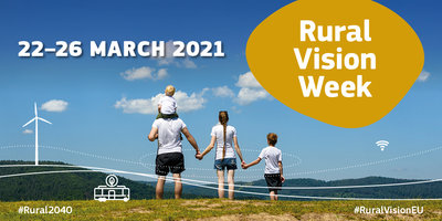 Semana de la Visión Rural: Imaginando el futuro de las zonas rurales de Europa