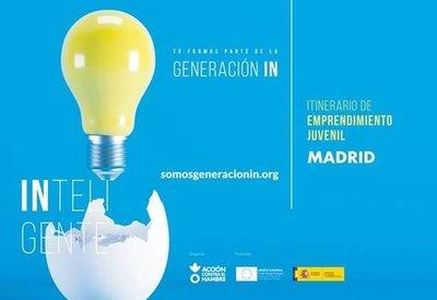 Convocatoria: Itinerario de Emprendimiento Juvenil -Generación IN
