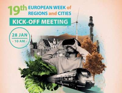 19ª edición de la Semana Europea de las Regiones y Ciudades