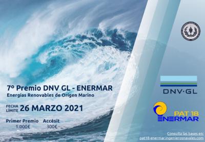 7a Edición Premios DNV GL - Energías Renovables Marinas