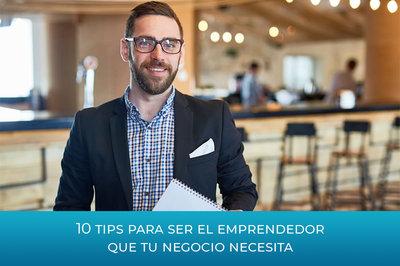 10 Consejos para emprendedores