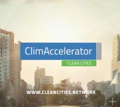 Clean Cities ClimAccelerator   Start-ups que puedan contribuir al cambio sistémico en las ciudades