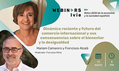 WebinarIvie 1: Dinámica reciente y futuro del comercio internacional