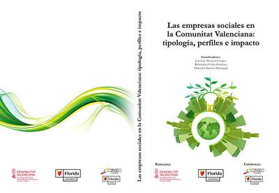 Florida Universitària y CIRIEC-España publican 'Las empresas sociales en la Comunitat Valenciana, tipología, perfiles e impacto'